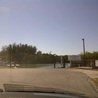 Photo taken at Palm Island Transit by Jon B. on 3/13/2011