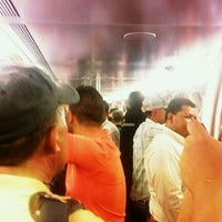 Photo taken at Metro - Los Dos Caminos by @delfinfb 🐬 on 3/16/2012