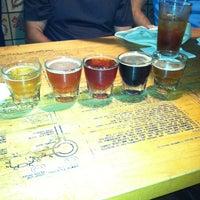 Photo taken at Blue Ridge Brewing Company by Charlotte B. on 7/11/2012