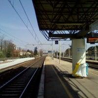 Photo taken at Stazione FS San Bonifacio by Nicola Z. on 3/21/2012