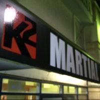 Photo taken at K2 Martial Arts by Simon S. on 12/16/2011