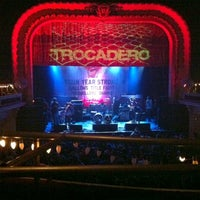 Photo taken at The Trocadero Theatre by Michael I. on 10/16/2011