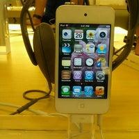 Photo taken at Apple by Aleta S. on 10/27/2011