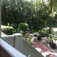 Photo taken at Key Largo Conch House by Janessa on 11/18/2011