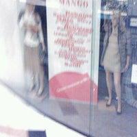 Photo taken at Mango by Boris M. on 12/23/2011