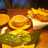 Photo taken at On The Border Mexican Grill & Cantina by Cheyenne M. on 8/14/2011