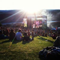 Photo taken at Canyon Stage @ The Gorge Amphitheater by B on 6/24/2012