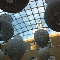 Photo taken at Johns Hopkins University Gilman Hall by Robert T. on 8/27/2012
