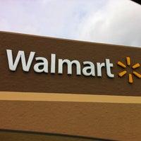 Photo taken at Walmart Supercenter by WhitneyGenea on 9/2/2012