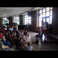 Photo taken at Lawrence High School by Mike M. on 8/3/2012