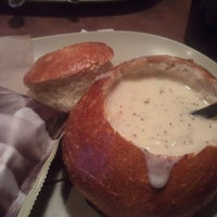 Photo taken at Panera Bread by Rebecca S. on 3/11/2011