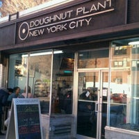 Photo taken at Doughnut Plant by Spam on 1/16/2011