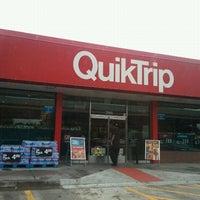 Photo taken at QuikTrip by NayeLee J. on 10/9/2011