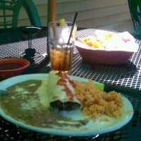 Photo taken at Rico's Mex Mex Grill by Mark A. on 10/6/2011