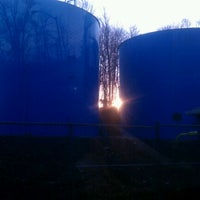Photo taken at Stony Brook Hospital Power Plant by Ted G. on 12/9/2011
