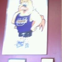 Photo taken at Cluck U Chicken by Tara S. on 11/27/2011