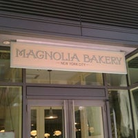 Photo taken at Magnolia Bakery by Michael E. on 10/23/2011