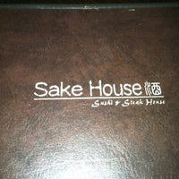 Photo taken at Sake House by Philip Y. on 12/7/2011