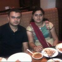 Photo taken at Saffron Restaurant by Mehul D. on 12/8/2011