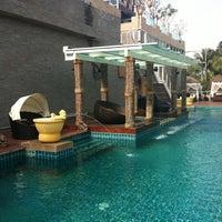 Photo taken at Dhevan Dara Resort & Spa by 🎀 Ɗ ä ℜ ä 🎀 on 3/10/2012