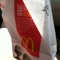 Photo taken at McDonald's by Caitlen G. on 7/24/2011