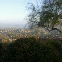 Photo taken at Mount Helix by Leo L. on 2/27/2012