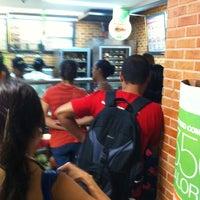 Photo taken at Subway by Guilherme B. on 10/13/2011