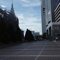 Photo taken at JR Shinjuku Sta. Kohshu-kaido Gate by Kenichi S. on 8/25/2011