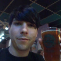 Photo taken at Mellow Mushroom by anthony e. on 4/18/2011