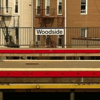 Photo taken at LIRR - Woodside Station by Frank M. on 5/3/2011