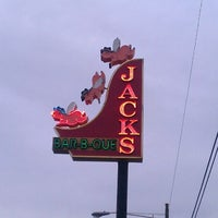 Photo taken at Jack's Bar-B-Que by Badbear T. on 11/22/2011