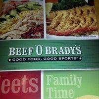 Photo taken at Beef 'O' Brady's by Michael U. on 10/2/2011