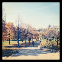 Photo taken at York University - Keele Campus by Dami D. on 11/28/2011
