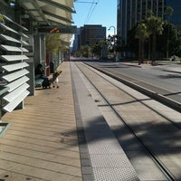 Photo taken at METRO Osborn/Central Ave by Joshua M. on 10/29/2011