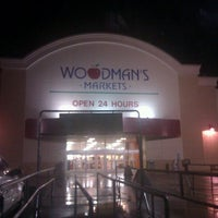 Photo taken at Woodman's Food Market by Kay D. on 12/4/2011