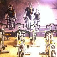 Photo taken at Academia Vip Training by Felipe Figueiredo M. on 11/3/2011