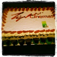 Photo taken at TGV Cinemas by Kenny W. on 11/10/2011