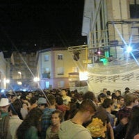 Photo taken at Bar de la piscina by Isaac M. on 8/4/2012