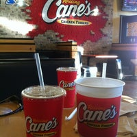 Photo taken at Raising Cane's by Gretchen on 8/7/2012
