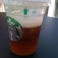 Photo taken at Starbucks by Emily H. on 6/8/2012