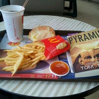 Photo taken at McDonald's & McCafé by Gift A. on 4/6/2012