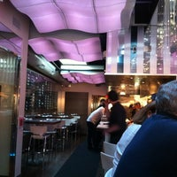 Photo taken at Upstairs Restaurant by Maureen G. on 5/18/2012