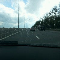 Photo taken at Киевское шоссе by Lyusya K. on 7/21/2012