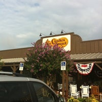 Photo taken at Cracker Barrel Old Country Store by Pamela R. on 7/6/2012