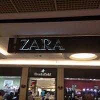 Photo taken at Zara by Isaac P. on 8/30/2012