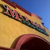 Photo taken at Mi Pueblo Food Center by Garvin W. on 10/19/2011