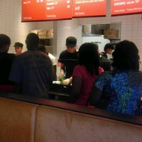 Photo taken at Chipotle Mexican Grill by Stephanie R. on 8/15/2012