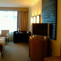 Photo taken at Cork International Hotel by KW on 6/14/2012