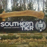 Photo taken at Southern Tier Brewing Company by Jaime B. on 11/13/2011