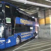 Photo taken at Megabus Stop - Washington, DC by Sherrie L. on 12/5/2011